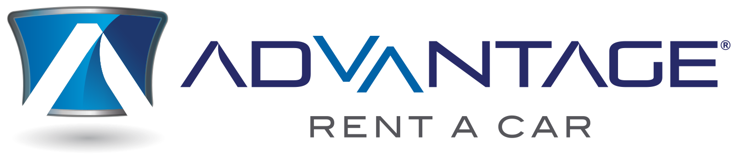 Advantage Rent a Car employee car rental logo