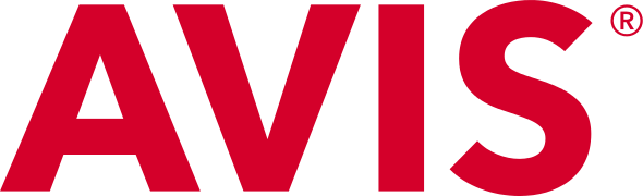 Avis employee car rental logo