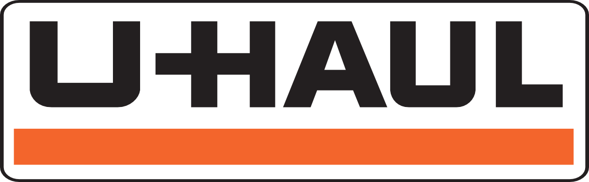 U-HAUL employee car rental logo