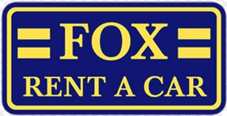 Fox Rent A Car employee car rental logo