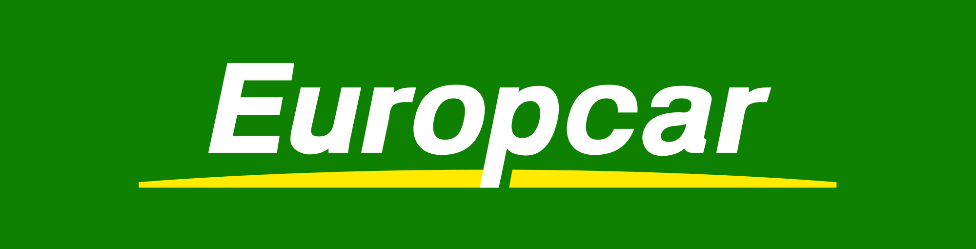 Europcar employee car rental logo