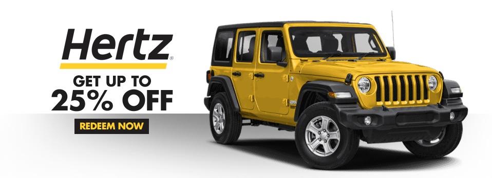 Hertz Car Rental Aaa Mesa Hle Rentalperks Com